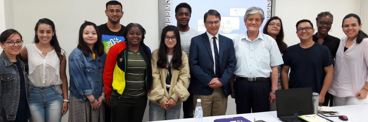 Co-teaching Program: Tufts University (USA) + M.Sc. Program in Tropical Medicine