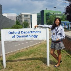 f- 201707 前往英國 University of Oxford Churchill Hospital 見習